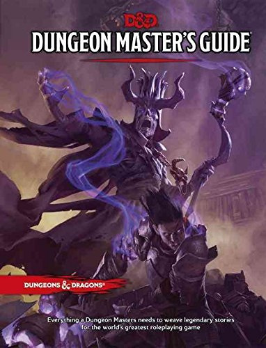 [(Dungeon Master's Guide (Dungeons & Dragons Core Rulebooks))] [Author: Wizards of the Coast] published on (July, 2016)