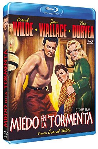 Miedo en la Tormenta  BD 1955 Storm Fear [Blu-ray] 51uFZuamw L