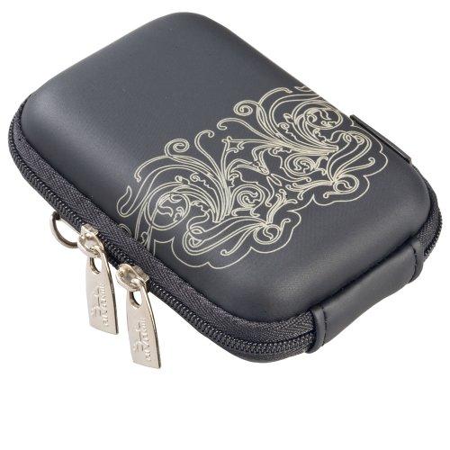RivaCase 7022 (PU) Hardcase für Digitalkamera schwarz/moire