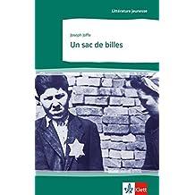 Un sac de billes: Französische Lektüre für das 4. Lernjahr. Gekürzt und vereinfacht, mit Annotationen (Littérature jeunesse)
