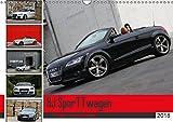 8J SporTTwagen Coupé und Roadster (Wandkalender 2018 DIN A3 quer): TT 8J (Monatskalender, 14 Seiten ) (CALVENDO Mobilitaet)