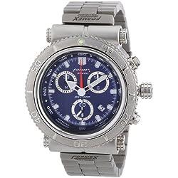 Formex 4 Speed Men's Quartz Watch DS2000 20002.3131 with Metal Strap