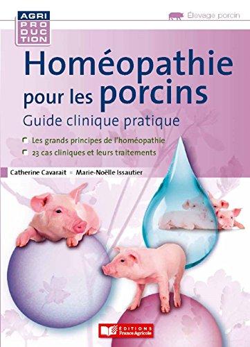 Homéopathie pour les porcins (FA.SANTE ANIMAL) par Catherine Cavarait