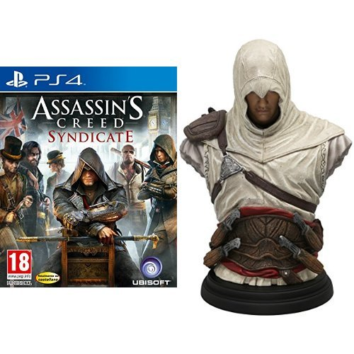Assassin's Creed: Syndicate + Busto Altaïr Ibn-La'Ahad (Legacy Collection)