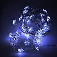 Twinklelight, Twinkle life.Descrizione Questo prodotto è una luce della stringa 6m 40 LED, che caratterizza il peso leggero, di lunga durata, di sicurezza e di risparmiare energia. Design flessibile permette di fare qualsiasi forma come vogli...