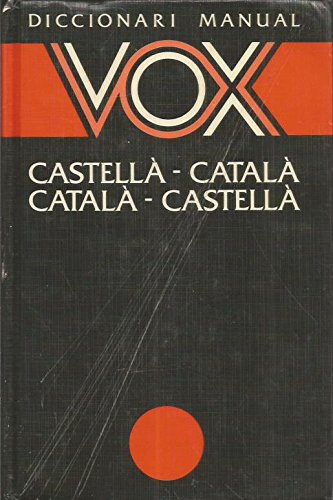 Diccionario Manual Castellan por From VOX