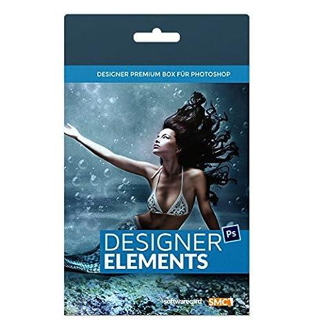 DESIGNER Elements - Die komplette Design-Sammlung mit tausenden Designelementen und Mockups für atemberaubende Kreationen in