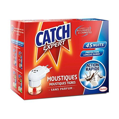 Catch Diffuseur Électrique Liquide avec Recharge 45...