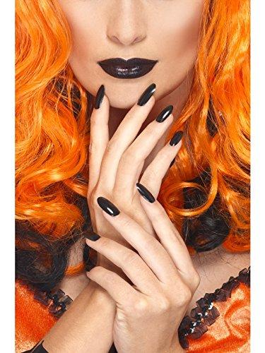 Gothic Makeup schwarz 2-teilig (Gothic Make-up Für Halloween)