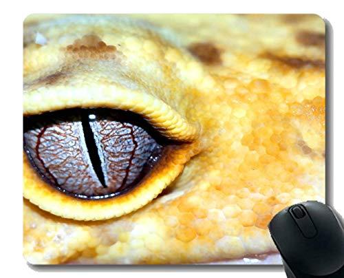 Yanteng Gaming Mouse Pad Design, Leopardgecko-Reptil angepasst Mauspad