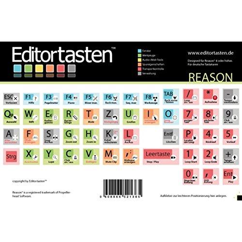 editortasten-reason-b-stock-einzelstuck-eol