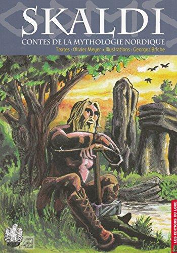 SKALDI, CONTES DE LA MYTHOLOGIE NORDIQUE