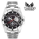 Tarido New Style Analog Black Dial Men W...