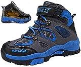 VITIKE Scarpe da Escursionismo Scarpe Scarponi da Neve Invernali Piatto Pelliccia Stivali Sneaker Sportive Esterne Scarpe da Arrampicata