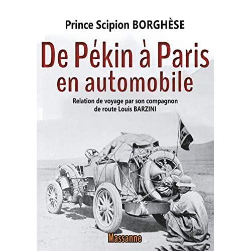De Pékin à Paris en automobile
