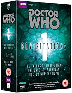Doctor Who Revisitations, Vol. 1 (The Caves of Androzani / The Talons of Weng-Chiang / Doctor Who: The Movie) [DVD] [1974]