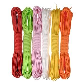 SODIAL cuerda de paracaidas 4