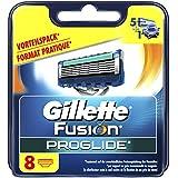 Gillette Fusion ProGlide Rasierklingen für Männer 8Stück