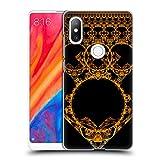 Head Case Designs Offizielle Sven Fauth Gold Maori Ruckseite Hülle für Xiaomi Mi Mix 2S