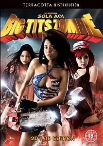 Big Tits Zombie [DVD]