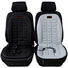 Amazoncouk Heated Car Seat Cover