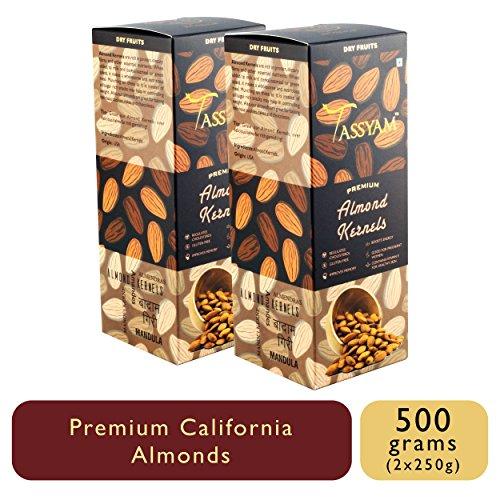 Gusto Spicerie Premium Raw Almonds