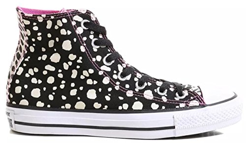 Converse, Damen Sneaker Grau Anthrazit Black / Pergamena