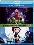Paranorman / Coraline E La Porta Magica (Blu-Ray + Blu-Ray 3D);Coraline;ParaNorman + Coraline