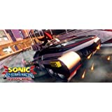 Sonic All-Stars Racing Transformed Pull Back Car: Shadow by NKOK by NKOK