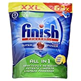 Finish Calgonit All in 1 Citrus, Spülmaschinentabs, XXL Pack, 63 Tabs