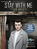 Stay with Me - Piano, Vocal and Guitar - BOOK+AUDIO-ONLINE