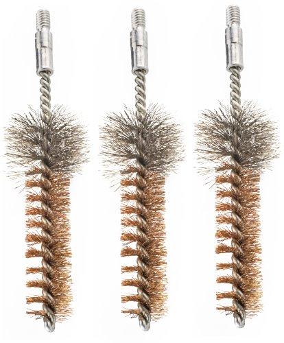 Hoppes AR Rifle Chamber Brush,5.56mm/.223 3 Pack