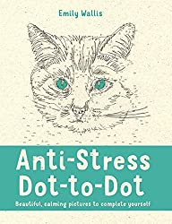 Anti-Stress Dot-to-Dot: Beautiful, Calming Pictures to Complete Yourself (Colouring Books)