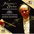 Brahms: Symphonies Nos. 2 & 3 [Hybrid SACD]