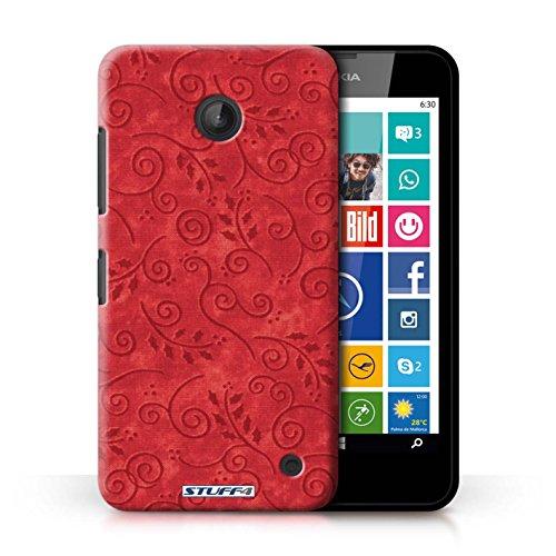kobalt-imprim-etui-coque-pour-nokia-lumia-635-rouge-conception-srie-motif-feuille-remous