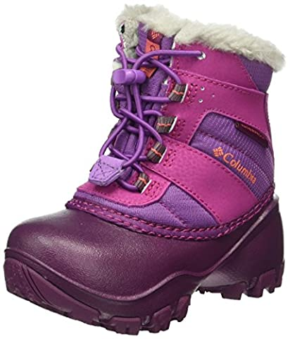 Columbia Mädchen Childrens Rope Tow III Waterproof, Northern Lights/Melonade, 10, BC1323 (Columbia Kinder Schuhe)