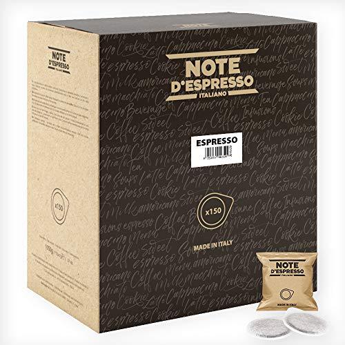 Note D'Espresso Espresso Kaffeepads 7g x 150 Pads