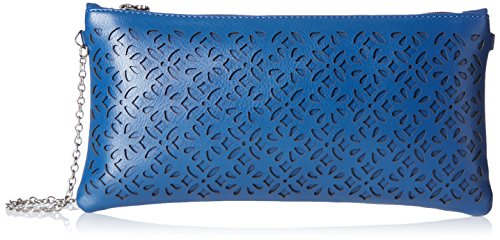 Butterflies Women's Wallet (Blue) (BNS 2377BL)  available at amazon for Rs.395
