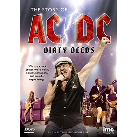 AC/DC - Dirty Deeds - The Story of
