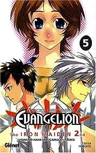Evangelion Iron Maiden 2nd Edition simple Tome 5