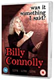 Billy Connolly: Live - Was It Something I Said? [DVD] (2007)