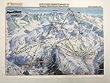 Wipeout piste carte objectif Chiffon Alpe d'Huez