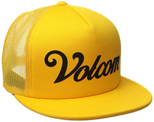 volcom-polyurethanenk-base-ball-berretto-ez-cheese-dull-oro-taglia-unica-d5531641dul
