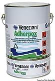 Veneziani Adherpox Primer epossidico bicomponente, colore: Bianco, size: 2,5 lt