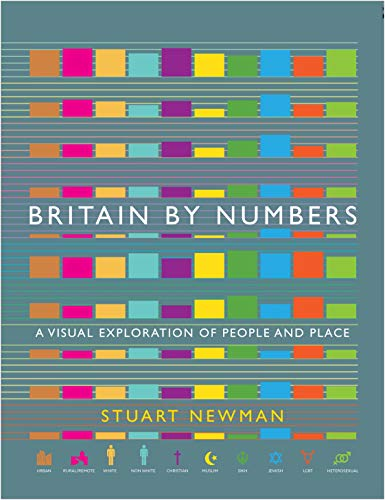 Britain by Numbers: A Visual Exploration of People and Place (English Edition)