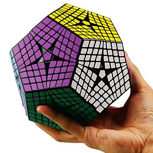 ZMH 8X8x8 Negro 12 Colores Diferentes De 5 Cubo De