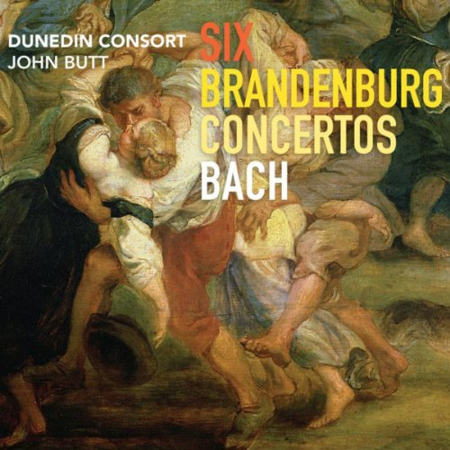 Brandenburg Concerto No. 1 in F Major, BWV 1046 - IV. Menuet Trio Polonaise