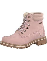 197c73bdeec605 Suchergebnis auf Amazon.de für  Tamaris Stiefelette rosa  Schuhe ...