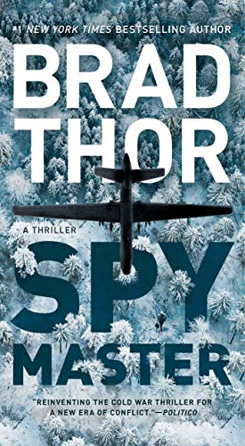 Spymaster: A Thriller (The Scot Harvath Series Book 18) (English Edition)