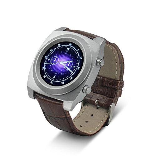 Yuntab smart watch jw-09 multi-idioma Bluetooth 4.0 heart rate monitor